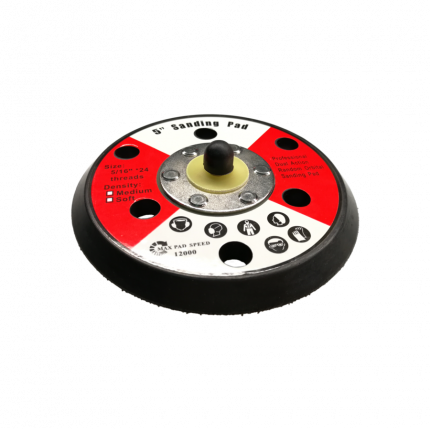 Подложка для полировальных кругов 120 мм - для машинки AuTech Au-061501150B/1