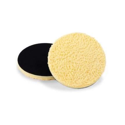 Microfiber Pad  - круг для полировки - микрофибра 150 мм. Комплект 2 штуки AuTech BL-6511