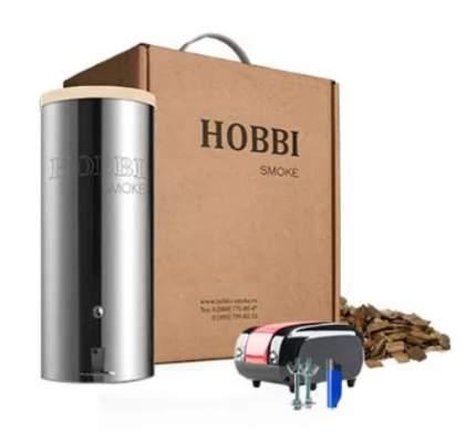 Дымогенератор для коптильни Hobbi Smoke 2.0