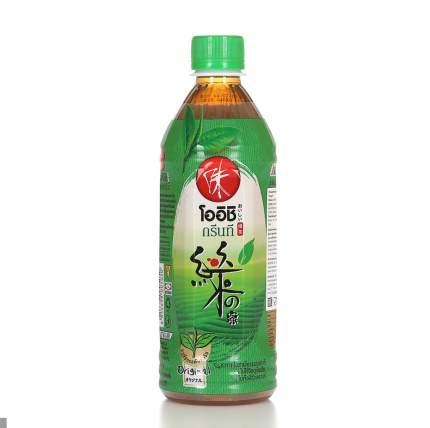 Напиток безалкогольный OISHI Зелёный чай оригинальный 0.5л пластиковая бутылка Таиланд