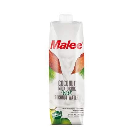 Напиток Malee из кокосового молока с добавлением кокосовой воды, 1 л Таиланд
