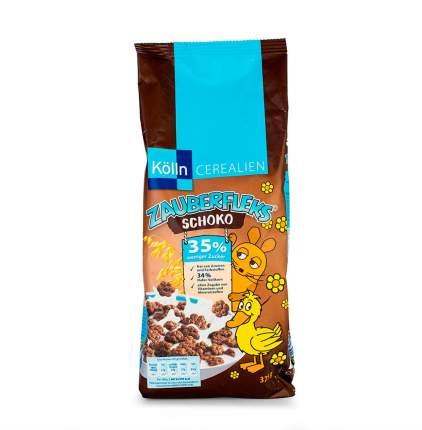"""Готовый завтрак """"Koln"""" Хрустики цветочки шоколадные, 375г, Германия"""