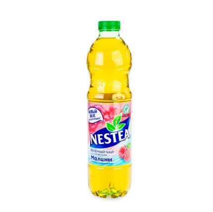 Холодный чай Nestea зеленый со вкусом малины, 1.5 л Россия