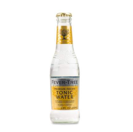 Напиток газированный Fever Tree Premium Indian Tonic Water 200 мл Великобритания