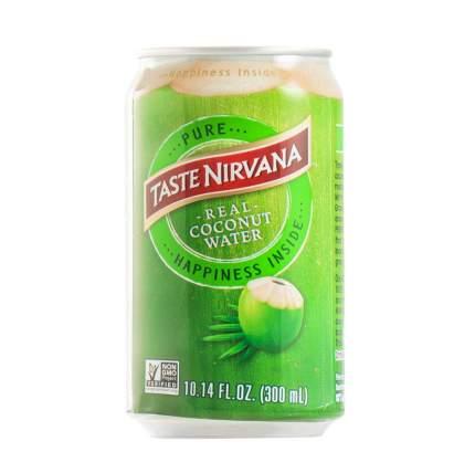 Вода кокосовая Taste Nirvana натуральная 300 мл Таиланд
