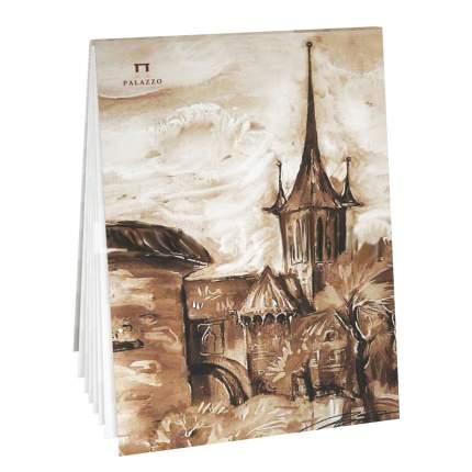 Папка для акварели/планшет Лилия Холдинг А5 Старый Таллин, 20 листов, 130х187 мм
