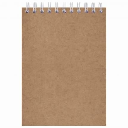 Скетчбук Brauberg Art Debut акварельная белая бумага, 145х205 мм, 40 л.