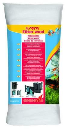 Наполнитель для внешних и внутренних фильтров Sera Filter Wool, вата, 500 г