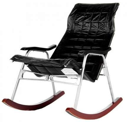 Кресло-качалка OLSA Кресло-качалка Белтех черное БХ249-МТ002