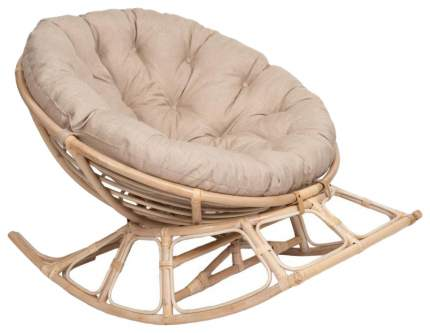 Садовое кресло Garden Story Papasan Harli НР100-МТ002 beige 100х100х68 см