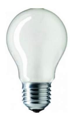 Лампа Philips А55 E27 75Вт