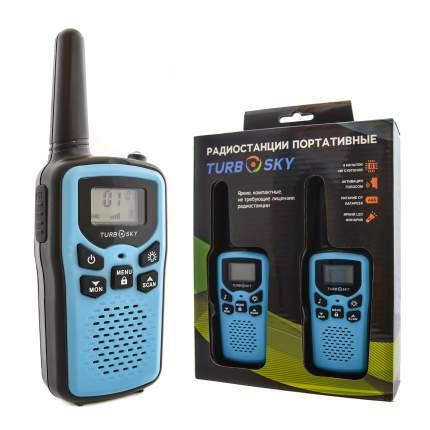 Радиостанции портативные TurboSky T25 BLUE
