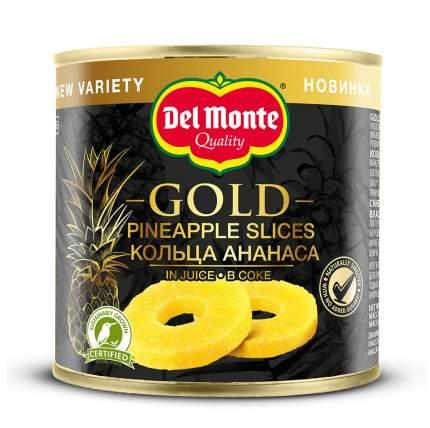 Ананасы Del Monte кольца в соке 435г Кения