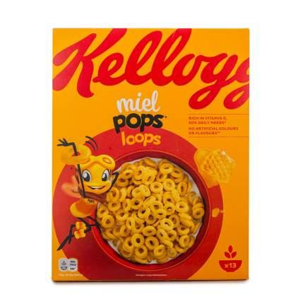 Готовый завтрак Kellogg's колечки медовые 400г Франция