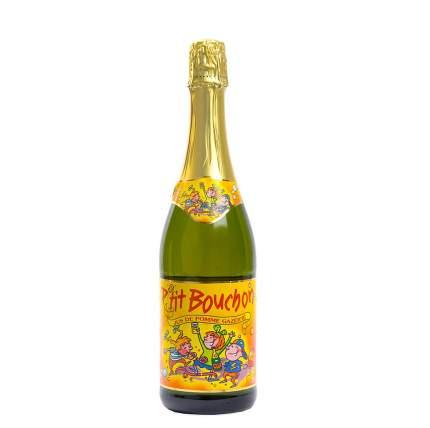 Напиток газированный яблочный, Ptit Bouchon, 0.75 л, Франция