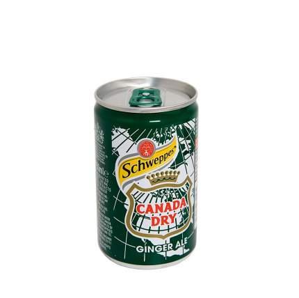 Напиток газированный Ginger Ale, Schweppes, 0.15 л, Великобритания