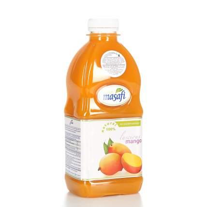 Нектар Masafi Сочное Манго Masafi Co.1л пластиковая бутылка ОАЭ