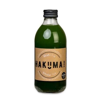 Напиток Hakuma Focus Green Matcha чай 330мл Австрия