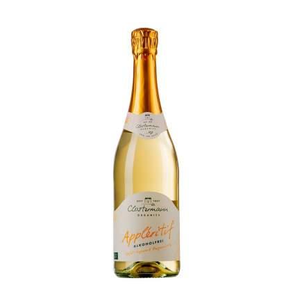 Напиток газированный Apple-Ingwer&Bergamotte Appleretif на основе яблочного сока, 0.75 L
