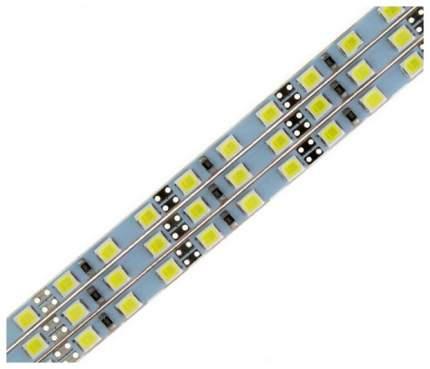 Светодиодная линейка SMD 2835, 120 LED, 12 В, 18 Вт, 10 лм, IP22, холодный белый