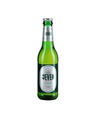 Пиво безалкогольное Fun 0.5%, Jever, 0.33 л, Германия