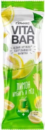 Основа для напитка Гурмикс Лимон Имбирь и Мед 25мл