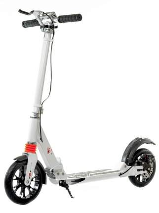 Самокат Urban Scooter Disc белый