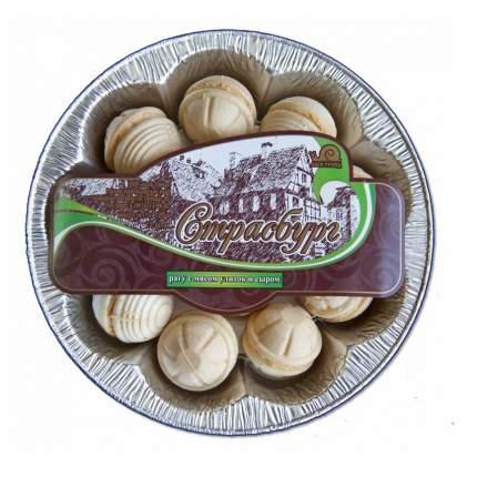 Сырное рагу Азов Трейд Бургундия тарталетки с мясом улиток Страсбург замороженное 125 г
