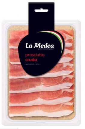 Ветчина La Medea Интегритта нарезка сыровяленая 60 г