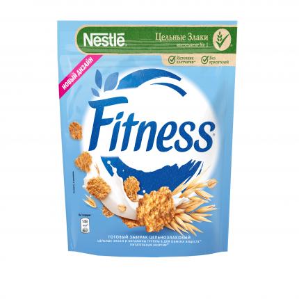 Хлопья Fitness из цельной пшеницы и минеральными веществами 230 г