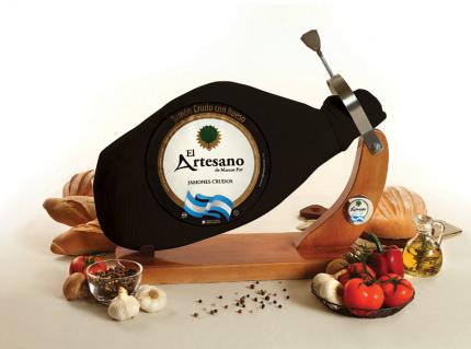 Хамон El Artesano сыровяленый на кости ~8 кг