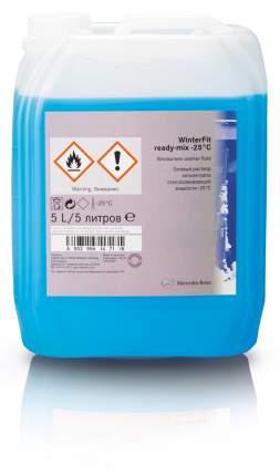 Стеклоомывающая жидкость WinterFit Mercedes, 5 литров, артикул A002986147118