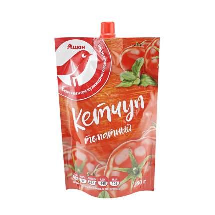 Кетчуп АШАН Томатный 350 г