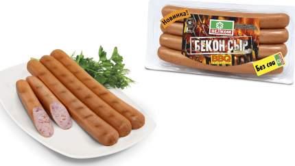 Колбаски Велком BBQ Сыр-Бекон 320 г