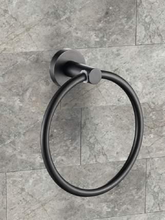 Кольцо для полотенца Black 20510
