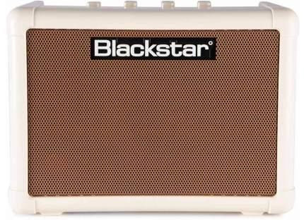 Портативный гитарный усилитель для акустической гитары Blackstar FLY3 Acoustic