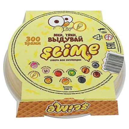 Слайм Mega, аромат мороженого S300-15 NanoGum