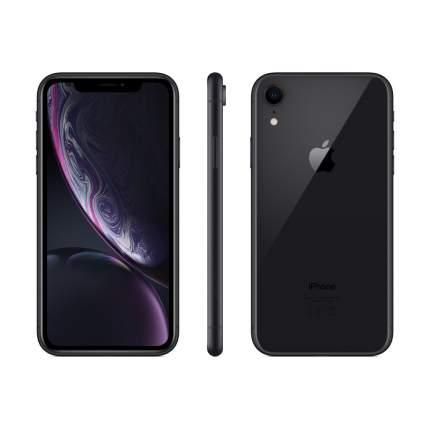 Смартфон Apple iPhone XR 64GB Black (MRY42RU/A)