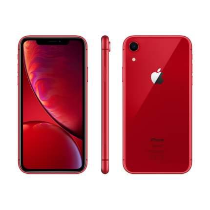 Смартфон Apple iPhone XR 64GB RED (MRY62RU/A)
