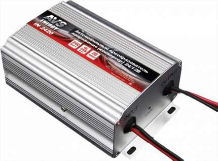 Автомобильный преобразователь напряжения  24/12 V (20А) AVS 43897
