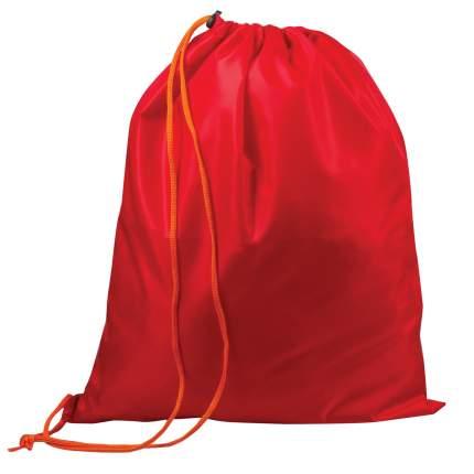 Мешок для обуви Топ-Спин красная, 43х35 см, 226552