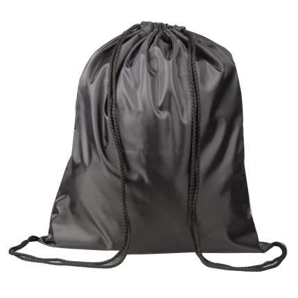 Мешок для обуви Топ-Спин черная, 43х35 см, 226547