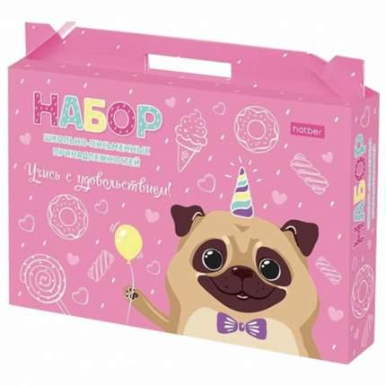 Набор для Первоклассника в подарочной упаковке Hatber Улыбнись