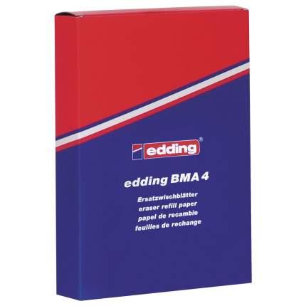 Салфетки сменные для стирателя магнитного Edding 70х160 мм, 100 шт.