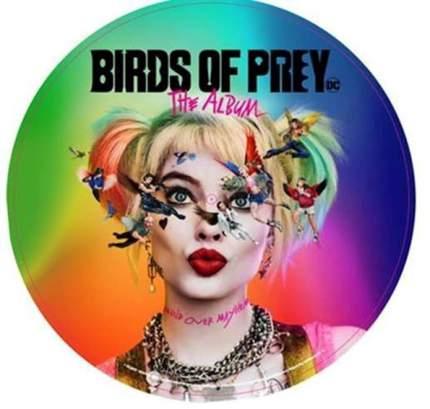 Soundtrack Birds Of Prey - The Album (Picture Disc)(LP)