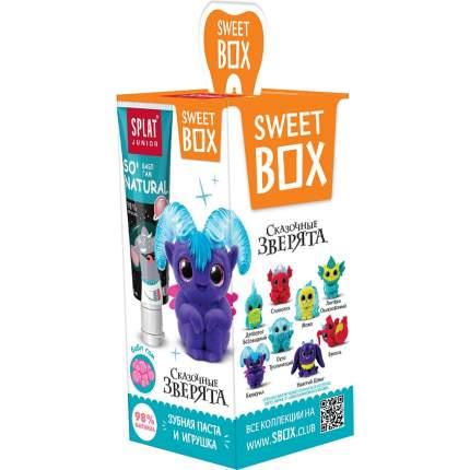 Набор дорожный SweetBox игрушка с пастой Junior Жвачка 20мл