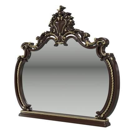 Зеркало Мэри-Мебель Шейх СШ-06 орех тайский, 136х11х127 см