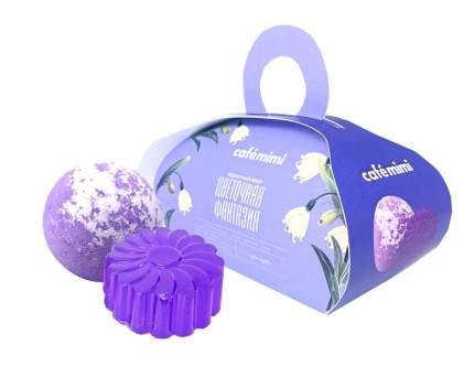 Подарочный набор Cafe Mimi Цветочная фантазия