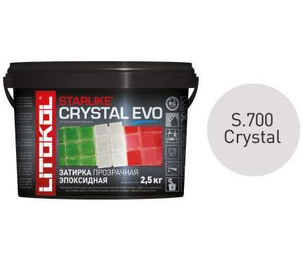 Эпоксидная затирка LITOKOL STARLIKE EVO S.700 CRYSTAL; 2;5 кг