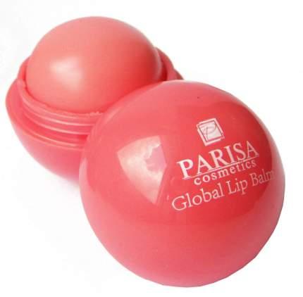 Бальзам для губ PARISA Cosmetics «Клубника»